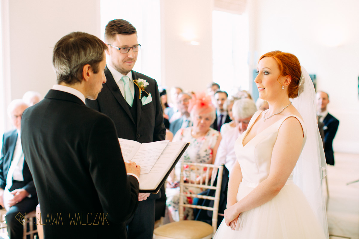 civil wedding at Asia House in Londo