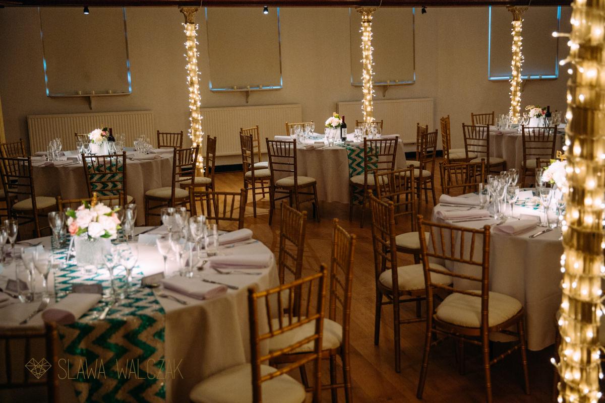 The Amadeus Center London Wedding