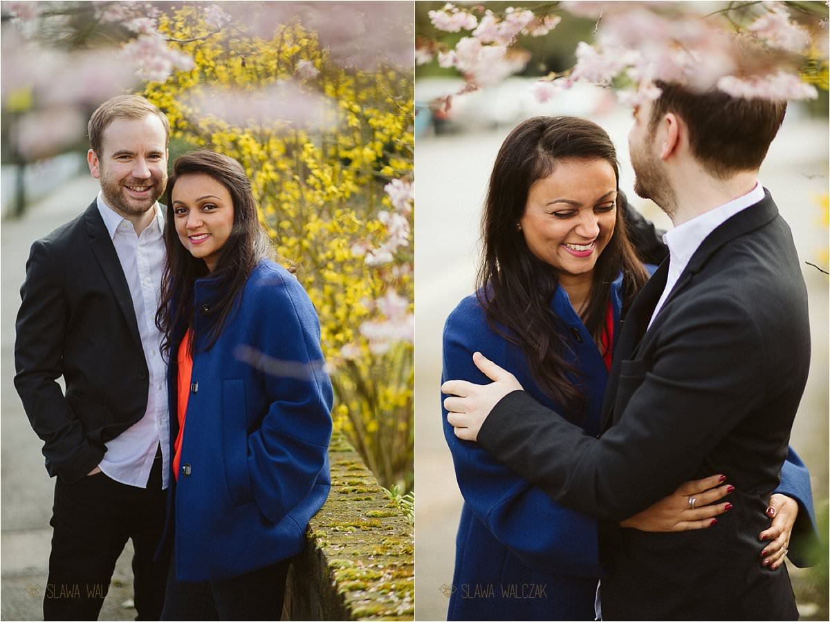 Dulwich Engagement Photography