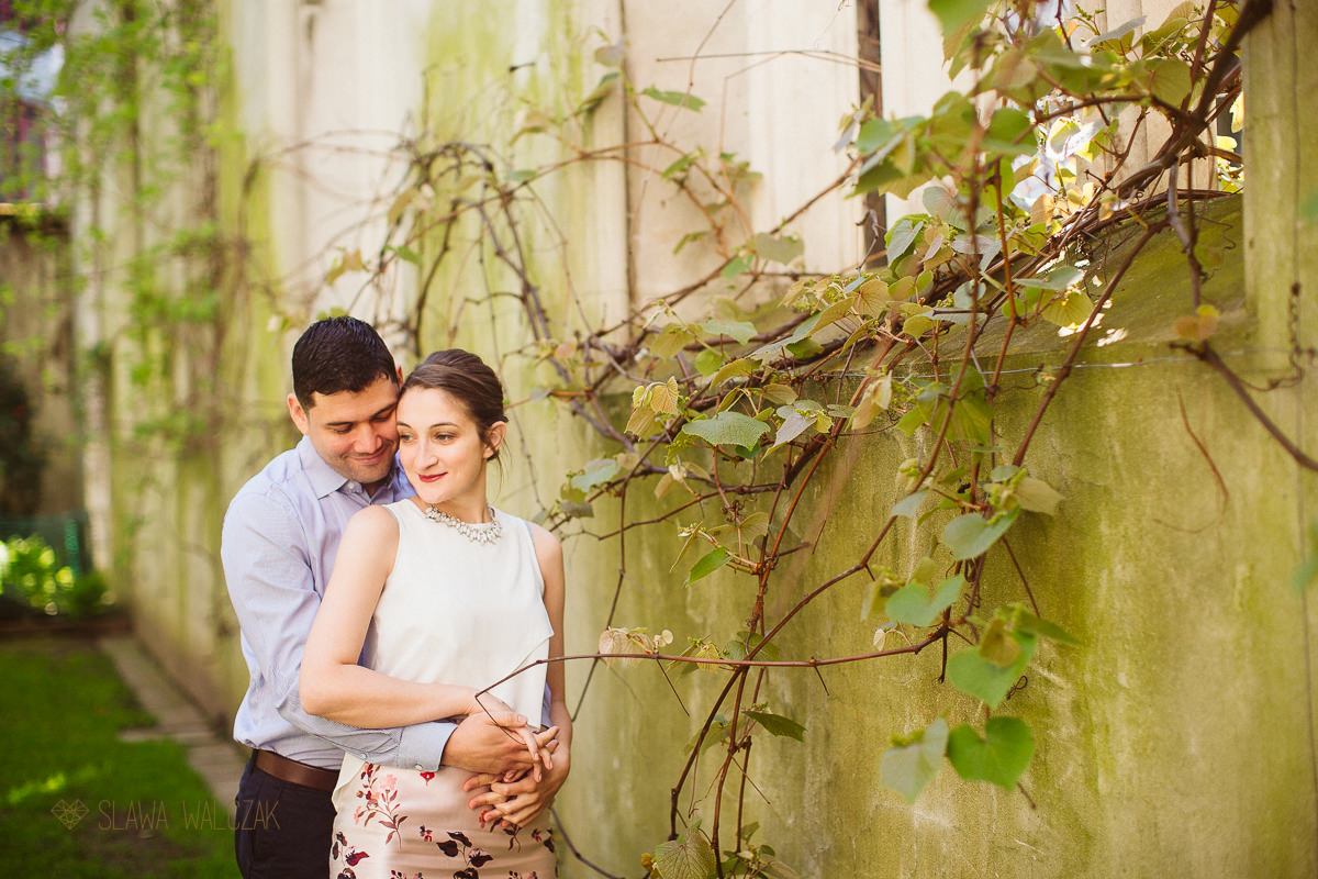 St Dunstan in The East London Engagement Photo shoot