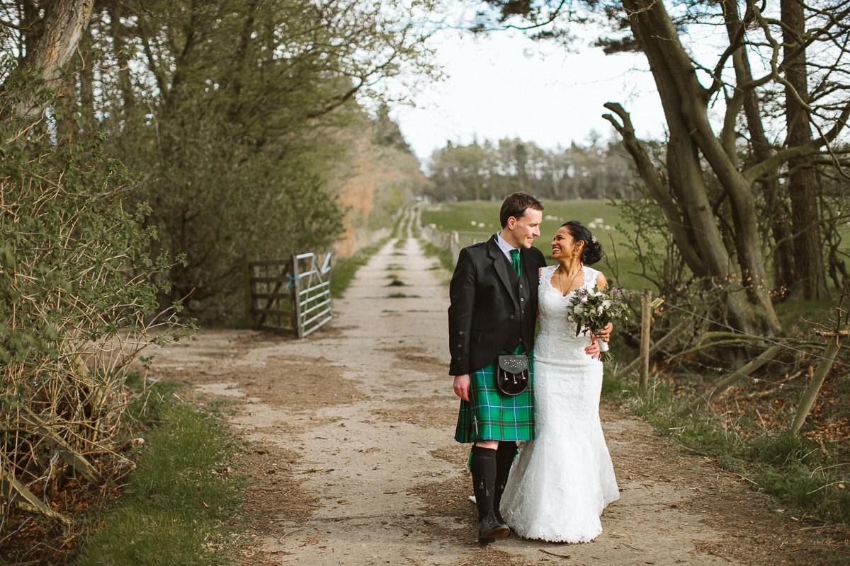 wedding photography Edinburgh Scotland
