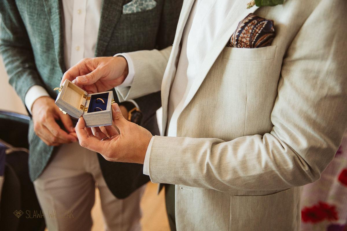 wedding rings photo at a gay wedding