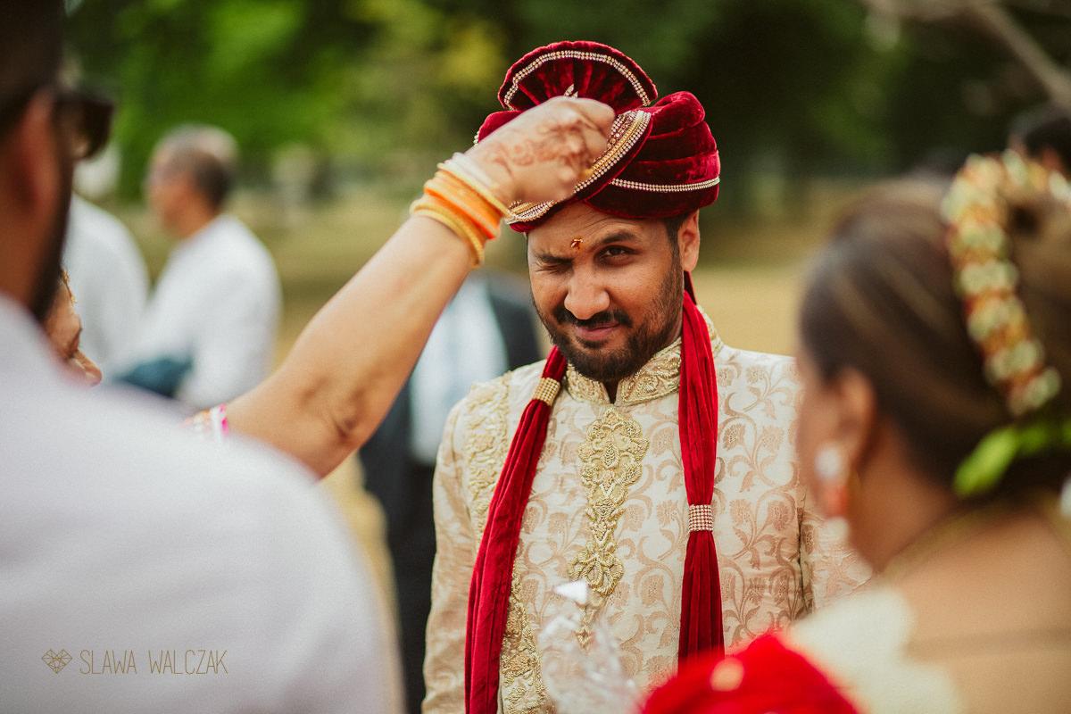 De Vere Beaumont Estate Indian Wedding Photography