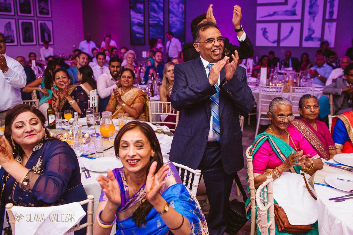 De Vere Beaumont Estate Asian Wedding Speeches Photos