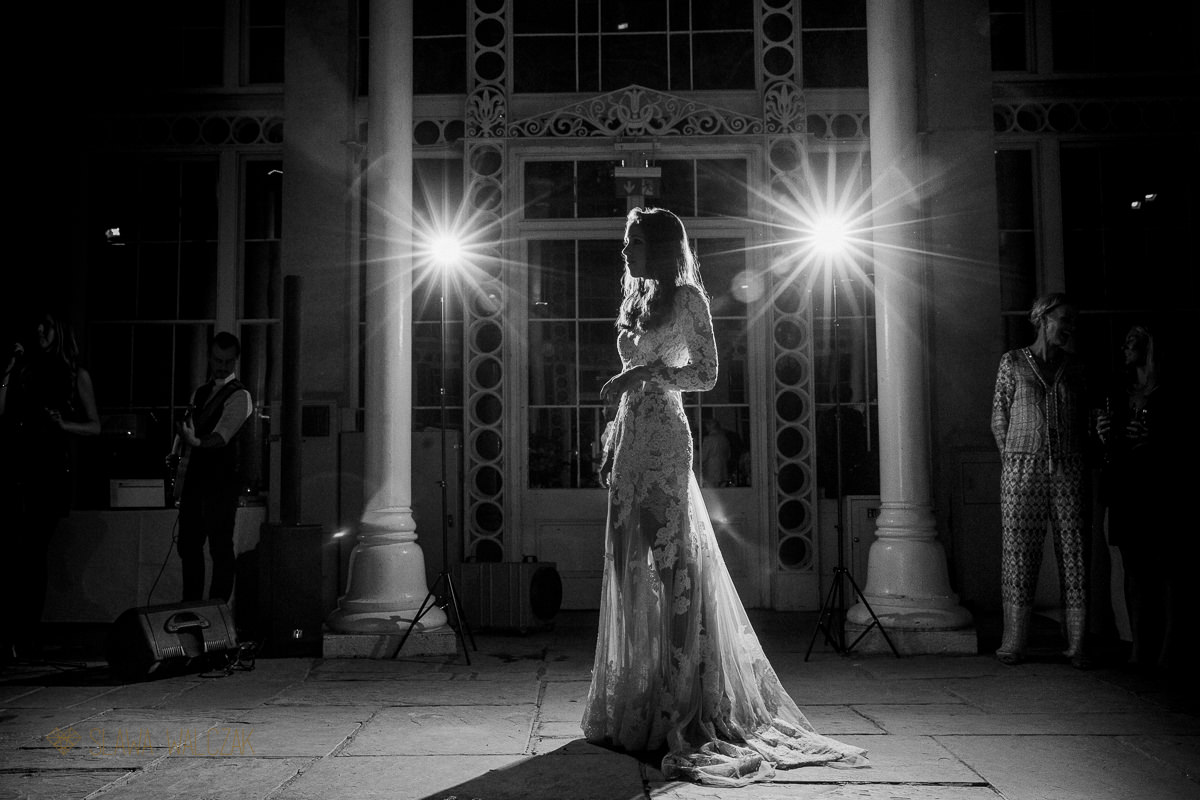 Syon Park Conservatory First dance photo