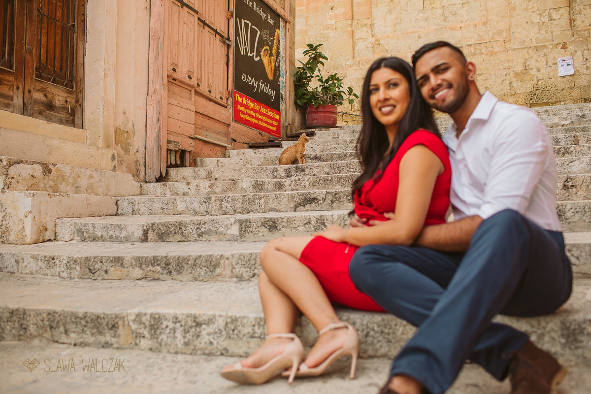 Asian Destination Wedding photographer Malta
