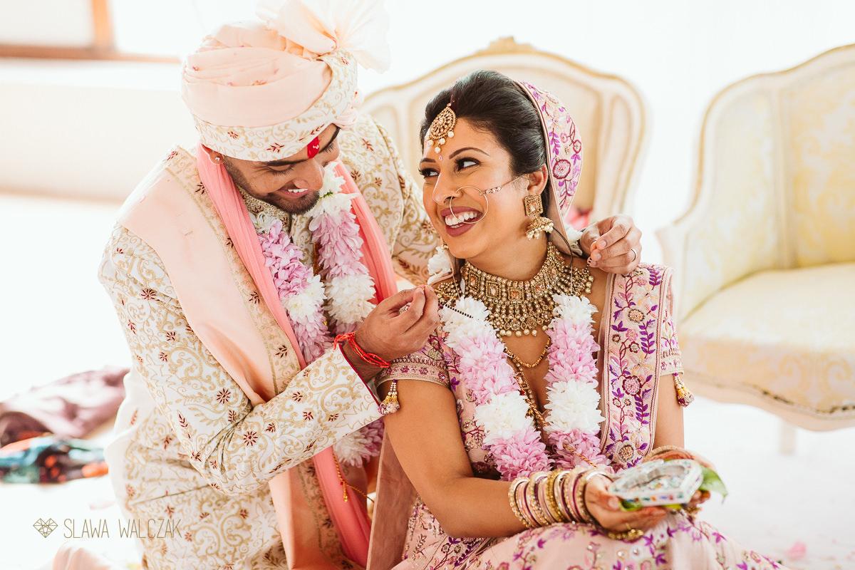 Hindu ceremony at an Indian Destination Wedding in Malta