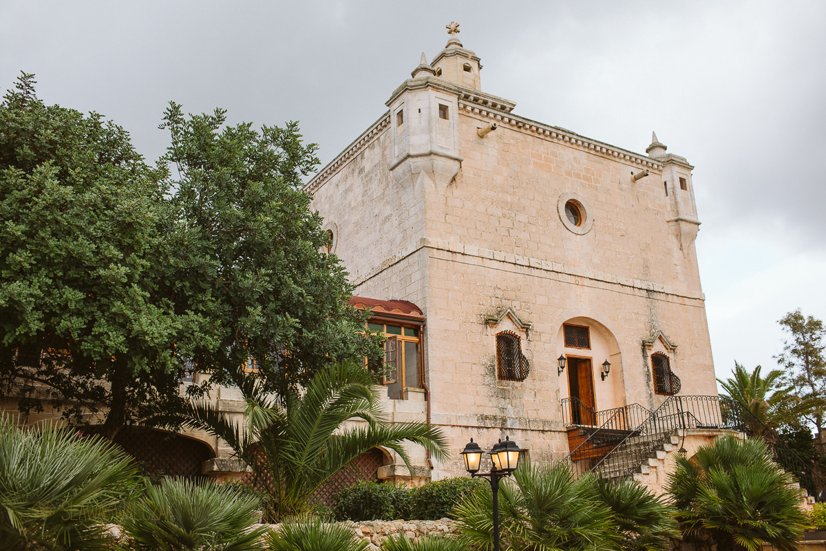 Castello Zammitello Inian Wedding Malta