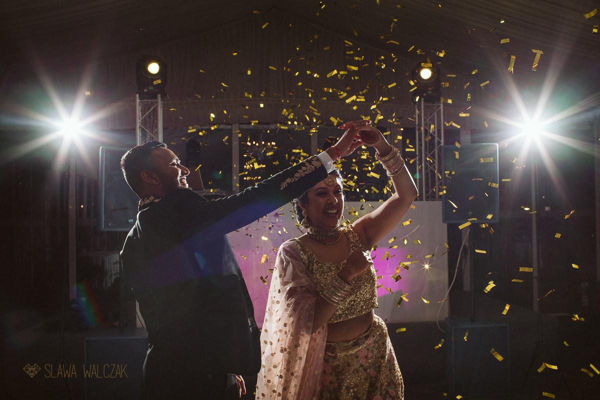 First Dance at Castello Zammitello Destination Wedding in Malta