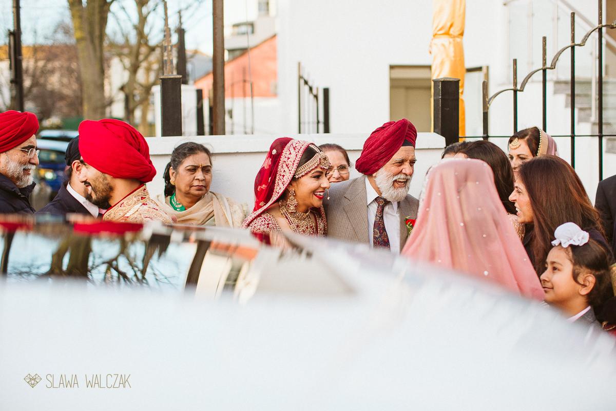 Asian Sikh Wedding Photography London