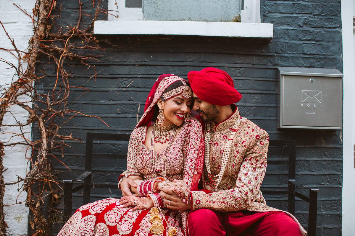 Asian Sikh Wedding Photography Central Gurdwara London