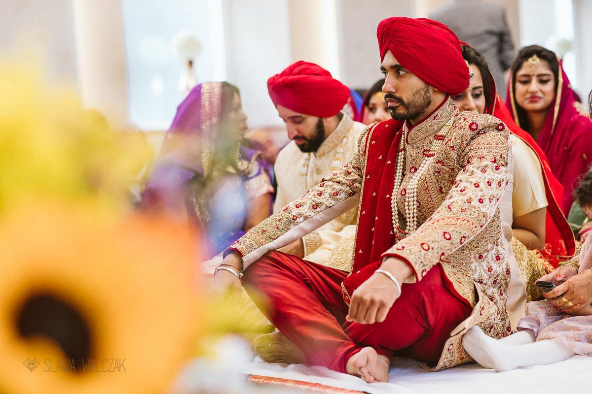 Shepherd's Bush Central Gurdwra Wedding Photography