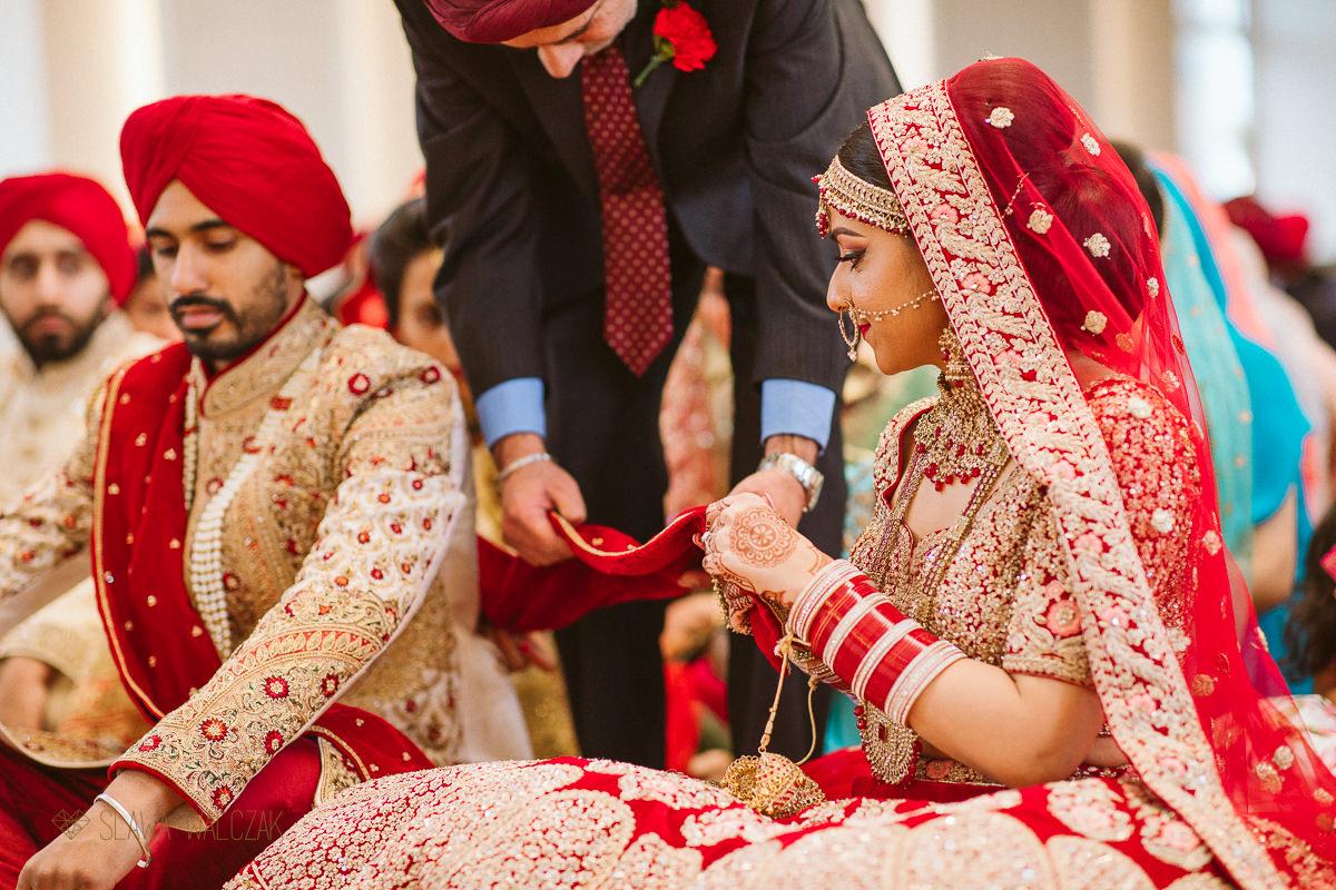 Sikh Wedding Photography Central Gurdwara London