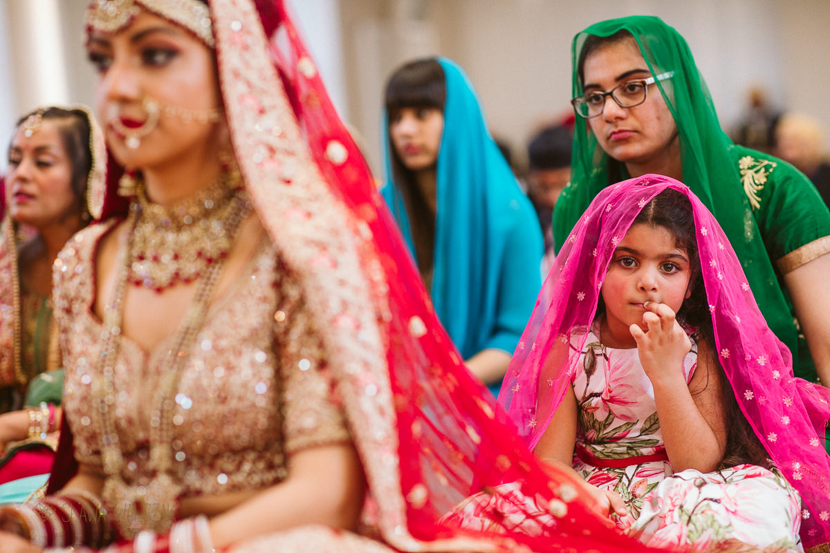 Shepherds budh central Gurdwara Wedding photography