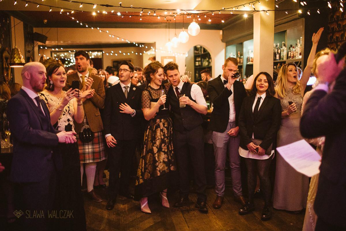 Powder Keg Pub London Wedding Photography