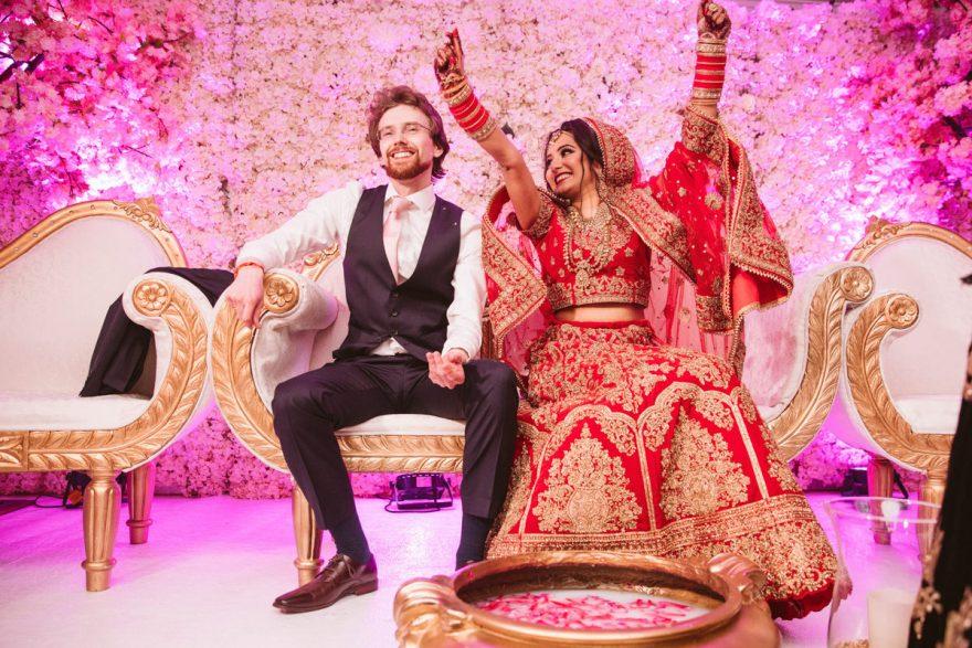 Indian Asian Hindu Sikh London Wedding Photographer