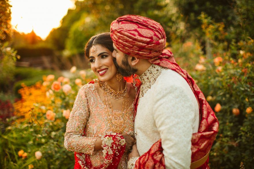Female Asian Muslim Wedding Photographer London