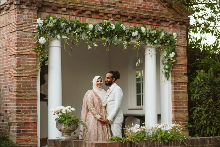 Micklefield Hall Wedding Female Asian Wedding Photographer