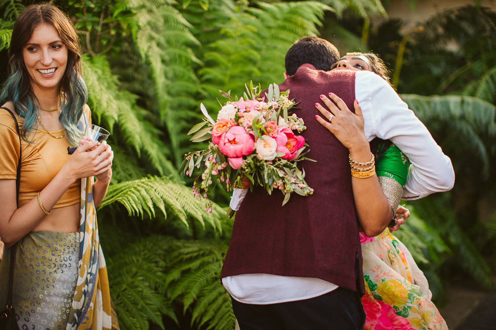 Hindu Tamil Wedding Photos from Prince Of Wales Conservatory at Kew Gardens