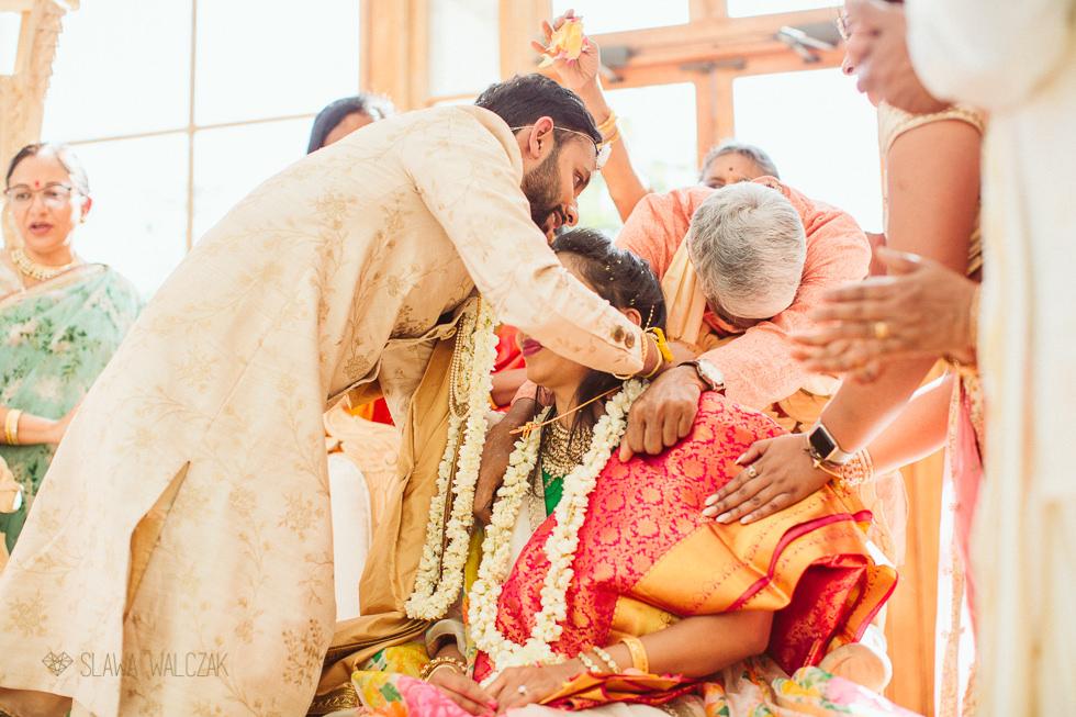 Hindu ceremony wedding photos from Kew Gardens