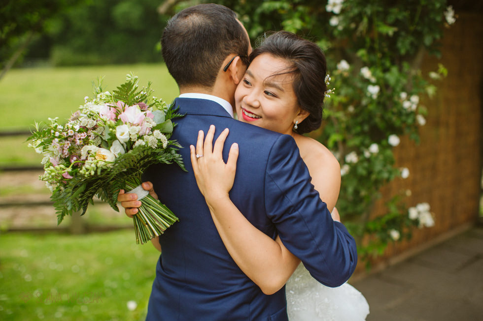 Chinese Wedding Photography Hyde Barn Cotswold