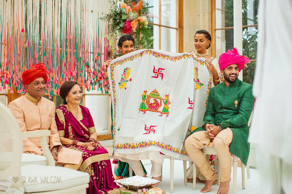 Nash Coservatory Indian Wedding Kew Gardens