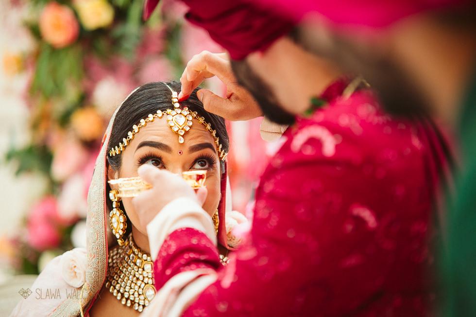 Indian Hindu Wedding Photography Kew Gardens