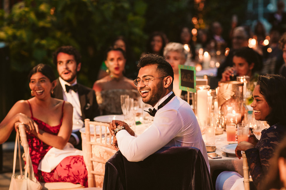 Indian wedding Reception at Temperate House Kew Gardens
