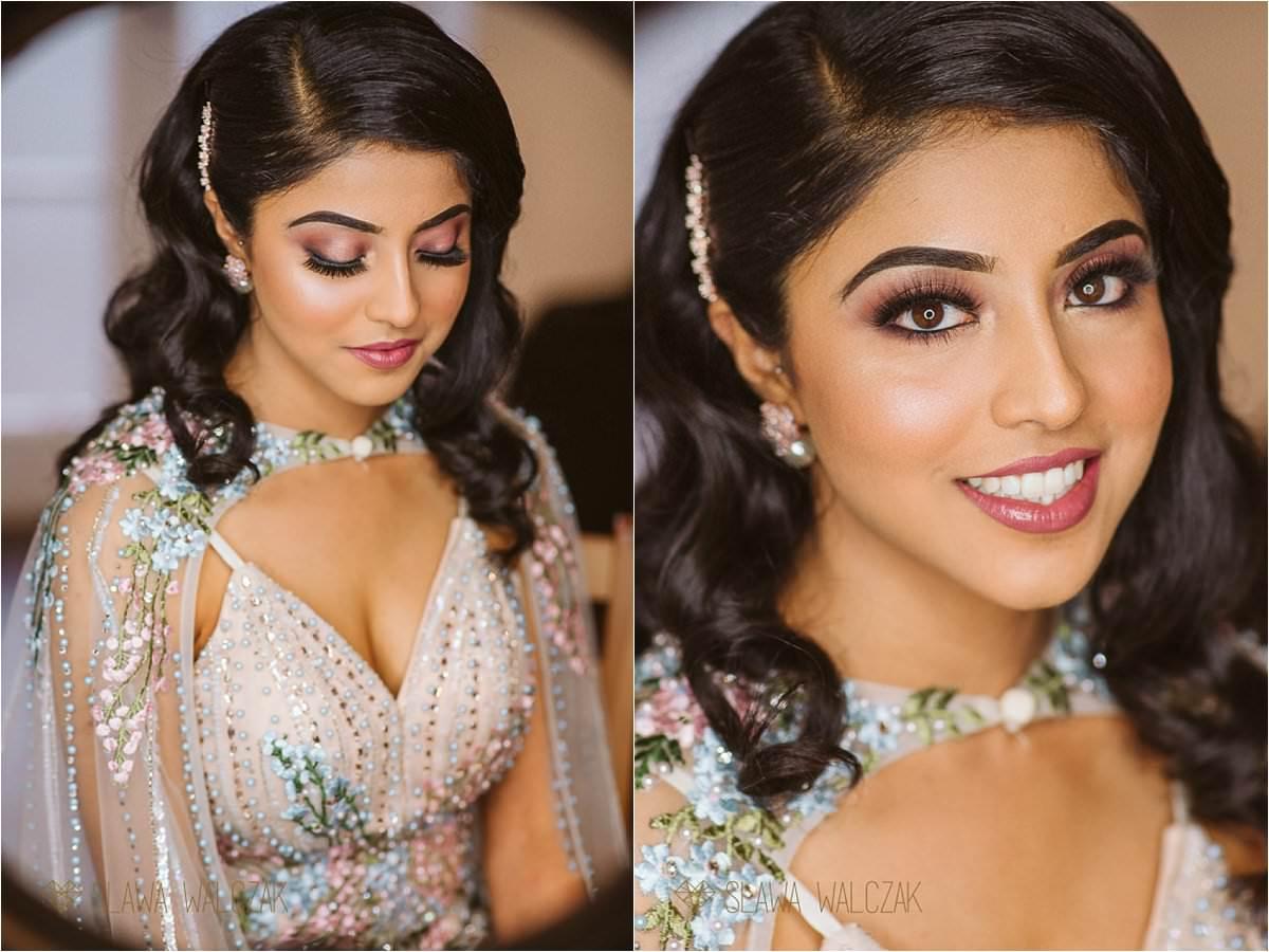 natural Indian Bride portraits