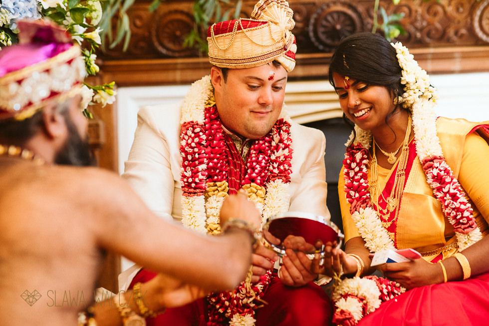Hindu Tamil wedding Photography at Froyle Park Surrey