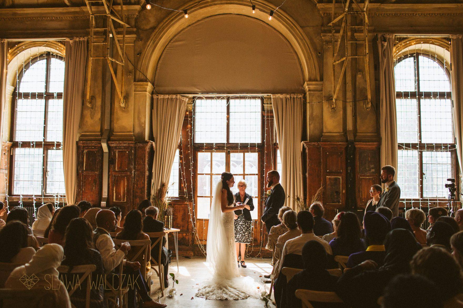 Battersea Arts Centre Wedding Photography