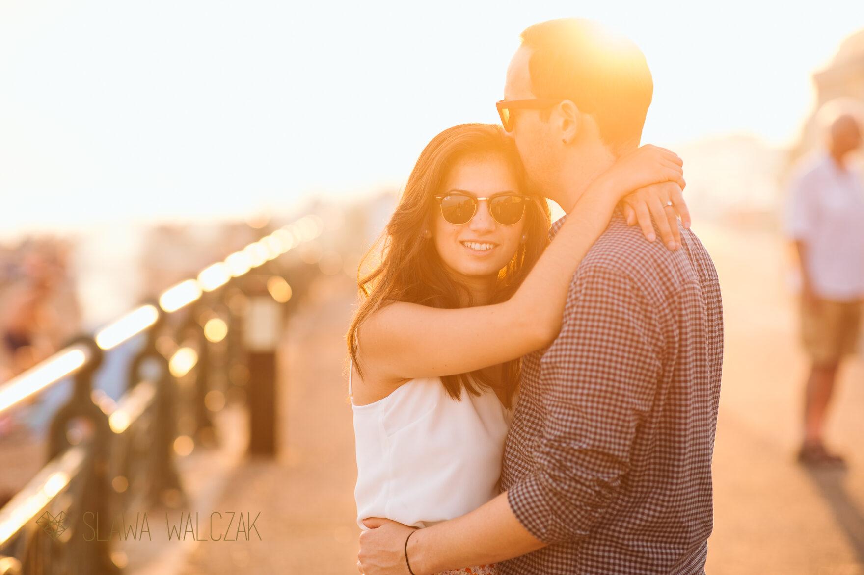 Brighton Engagement Photographer