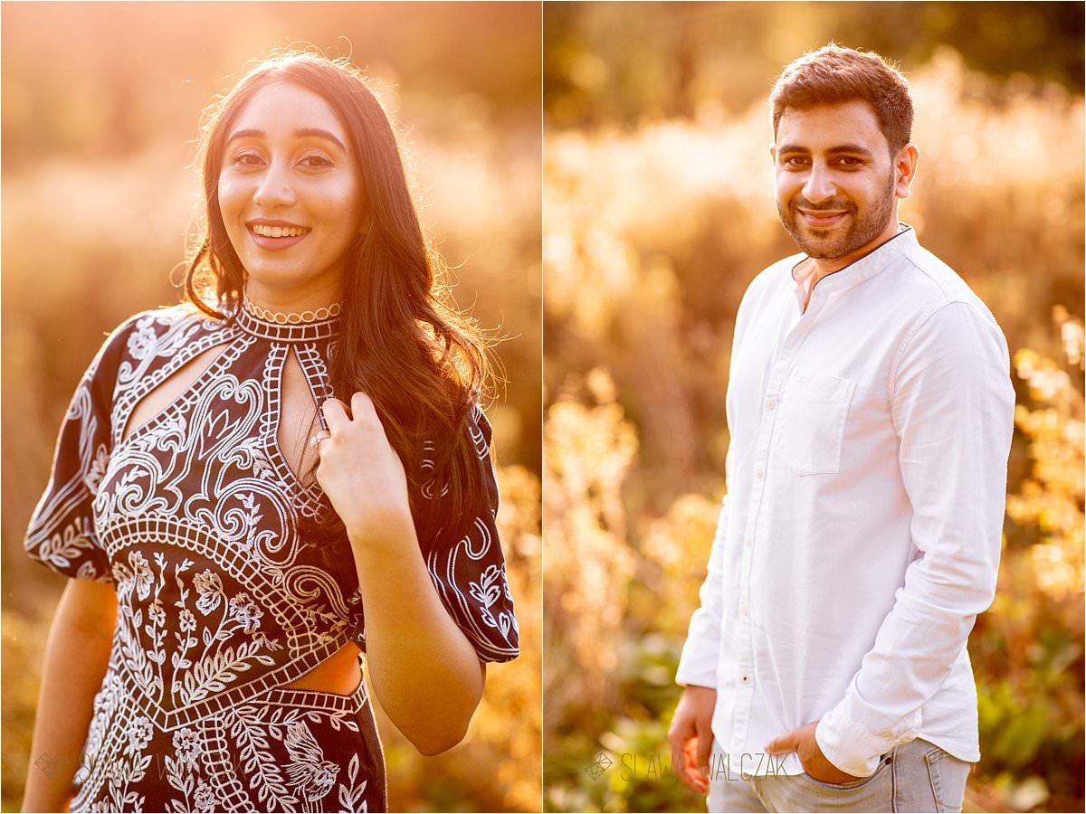 pre wedding portraits of future bride and groom