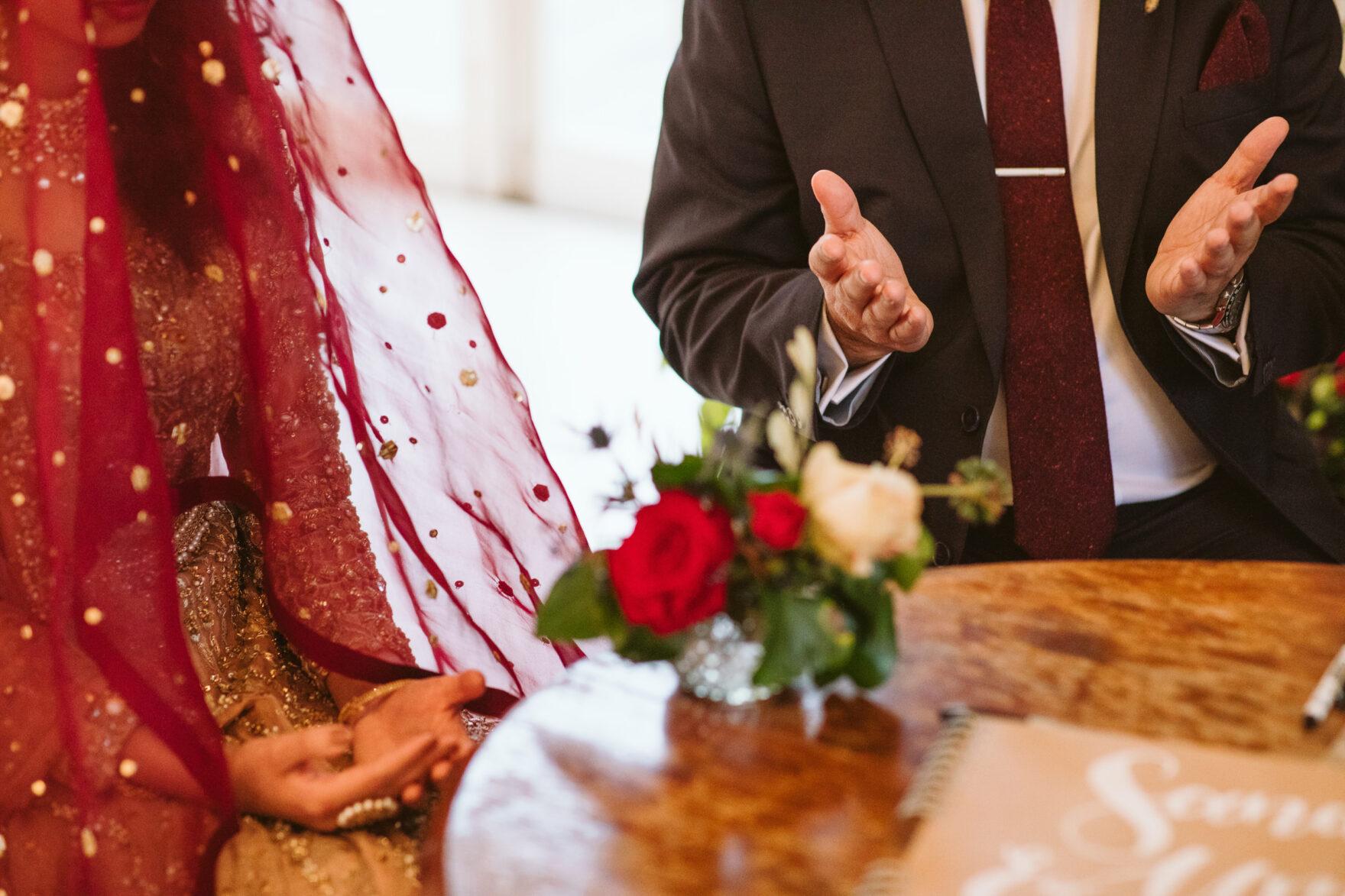London Muslim Islamic wedding photography