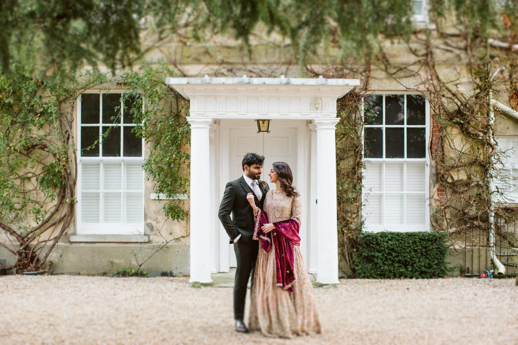 Nikkah Muslim Wedding Photographer London